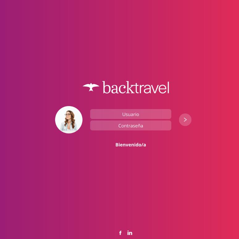backtravel - formulario de peticiones online
